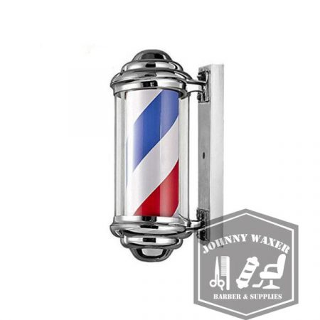 Đèn xoay Barber Pole Stripes 56cm