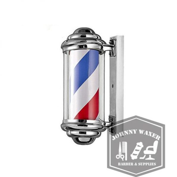 Đèn xoay Barber Pole Stripes 56cm