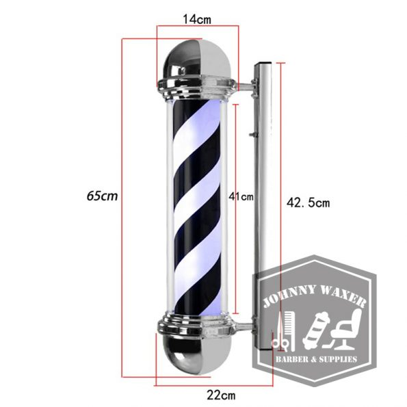 den-xoay-barber-pole-stripes-65cm-black-version-mau-den-2