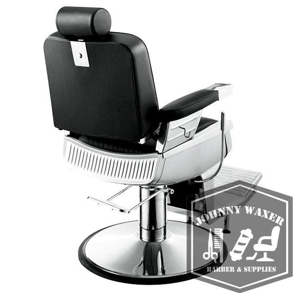 Ghế hớt tóc nam Alexander Barber Chair phía sau