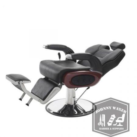 Ghế hớt tóc Carver Barber Chair khi ngả lưng
