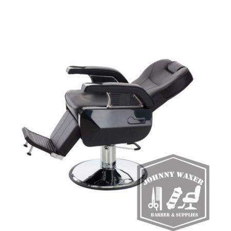 Ghế cắt tóc Barber D Deluxe khi ngả