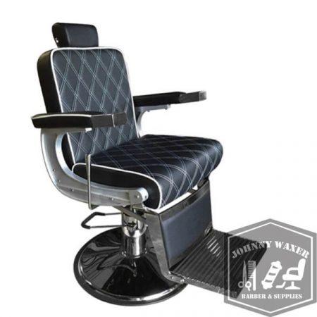 Ghế được kết hợp bởi các cấu trúc kim loại cứng chắc cùng sự gia công tỉ mỉ đến từng chi tiết