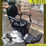 Ghế cắt tóc cao cấp BBS-Barber King Vintage