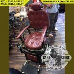 Ghế cắt tóc Barber BBS-Barber King Vintage
