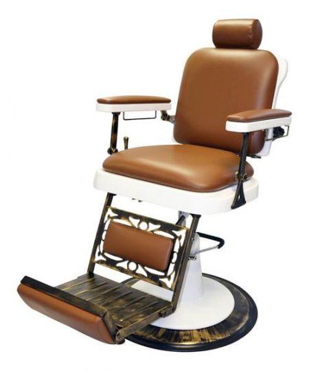Ghế Pibbs 662 King Barber được thiết kế tinh tế và sang trọng