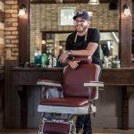 Ghế Pibbs 662 King Barber được khác hàng yêu mến (ảnh thực tế)