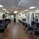 Ghế cắt tóc nam PIBBS 3406 (ảnh salon thực tế)