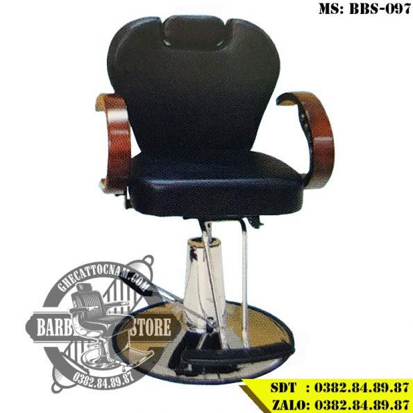 Ghế cắt tóc barber BBS-097