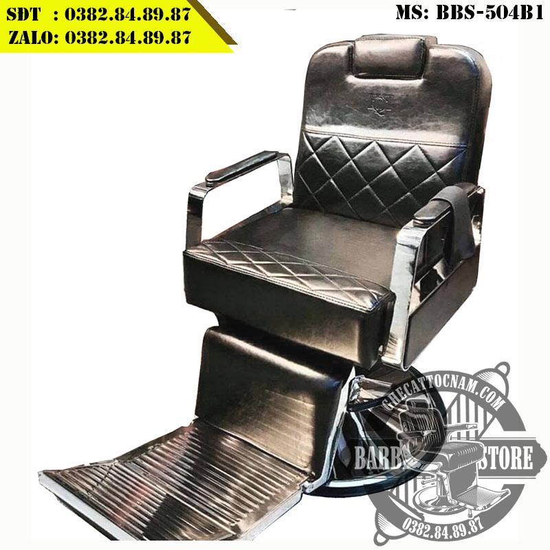 Thông số kỹ thuật ghế cắt tóc nam BBS-504B1