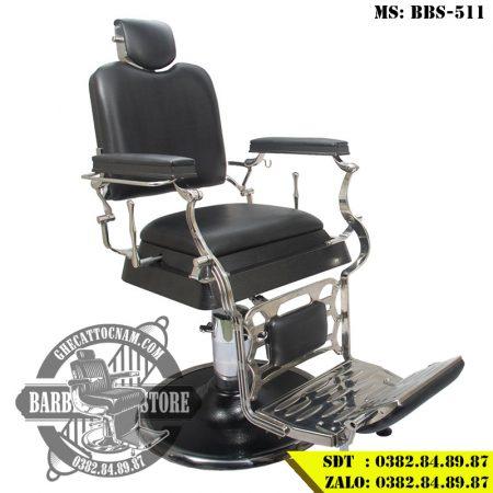 Ghế cắt tóc Barber cao cấp BBS-511