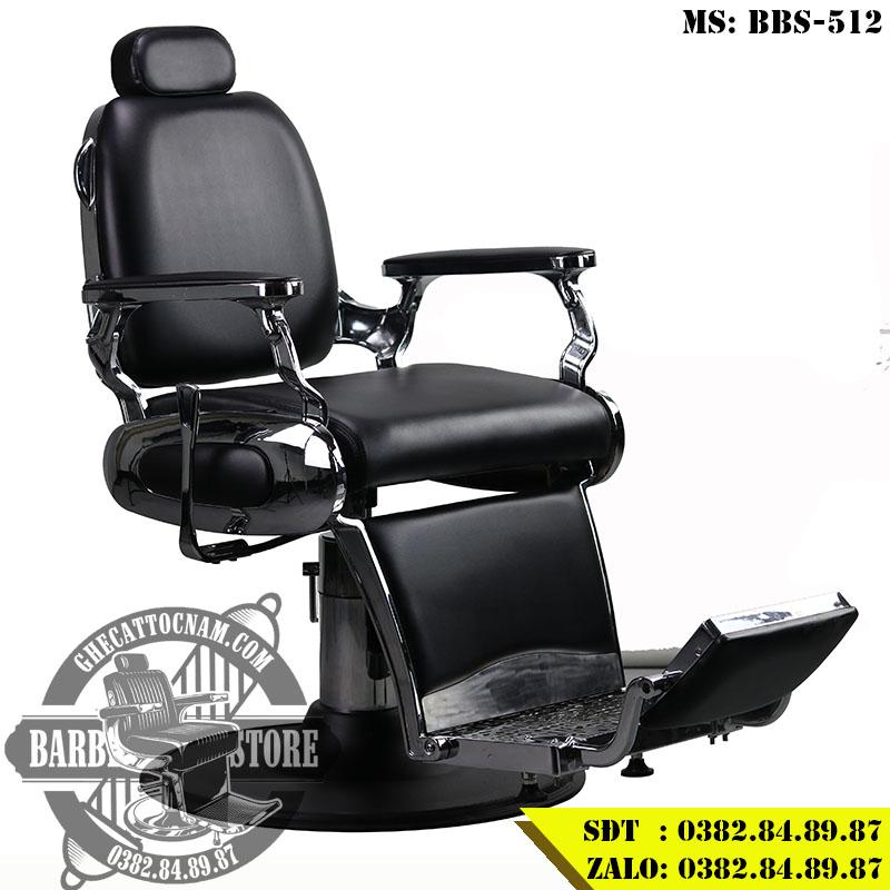 Thiết kế ghế cắt tóc BBS-512