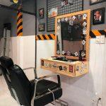 Ghế cắt tóc giá rẻ BBS-38006