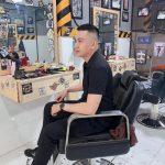 Ghế cắt tóc Barber shop giá rẻ BBS-38006