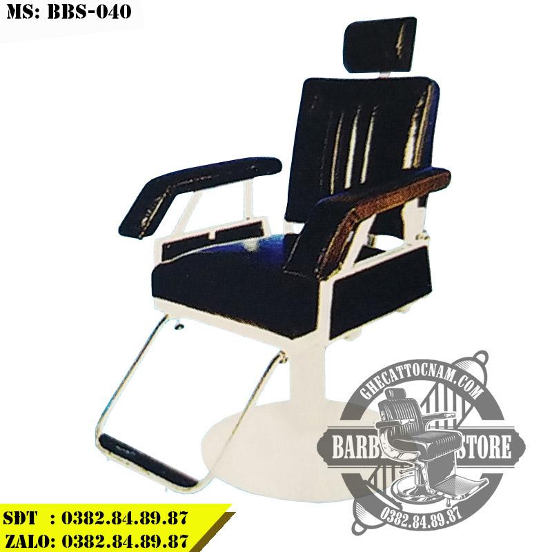 Ghế cắt tóc barber giá rẻ BBS-040