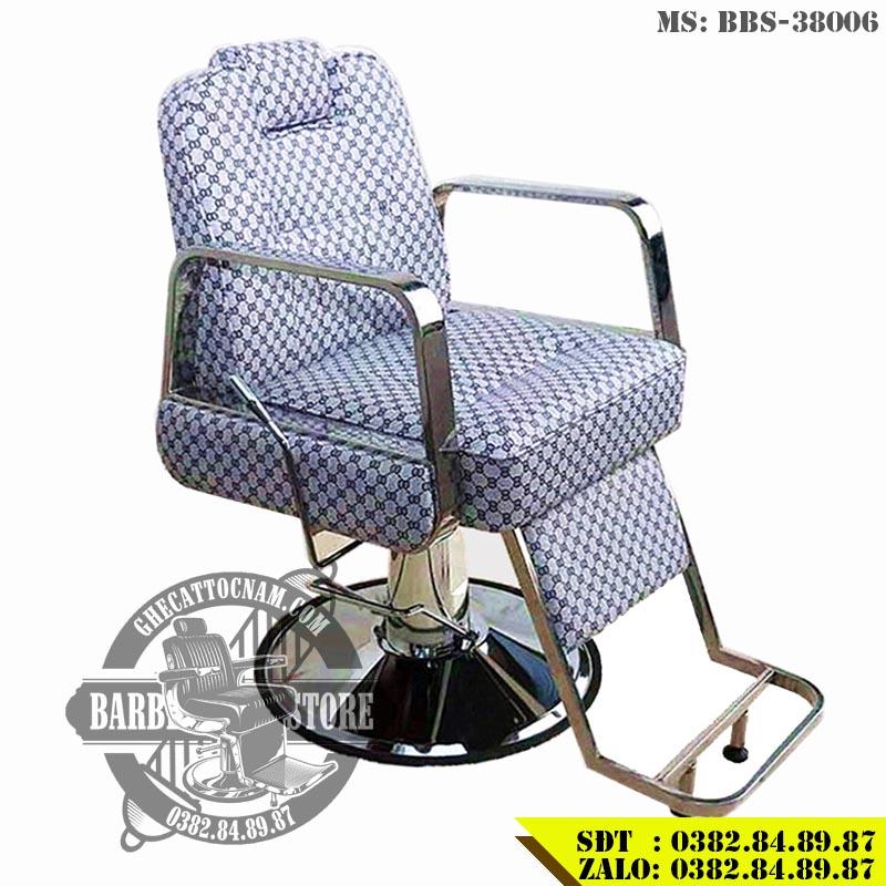 Thiết kế ghế cắt tóc nam BBS-38006