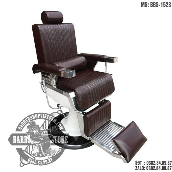 Ghế cắt tóc nam cao cấp BBS-1523