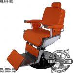 Ghế cắt tóc tóc nam BBS-1523 màu cam