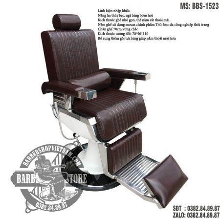Ghế cắt tóc tóc Barber cao cấp BBS-1523