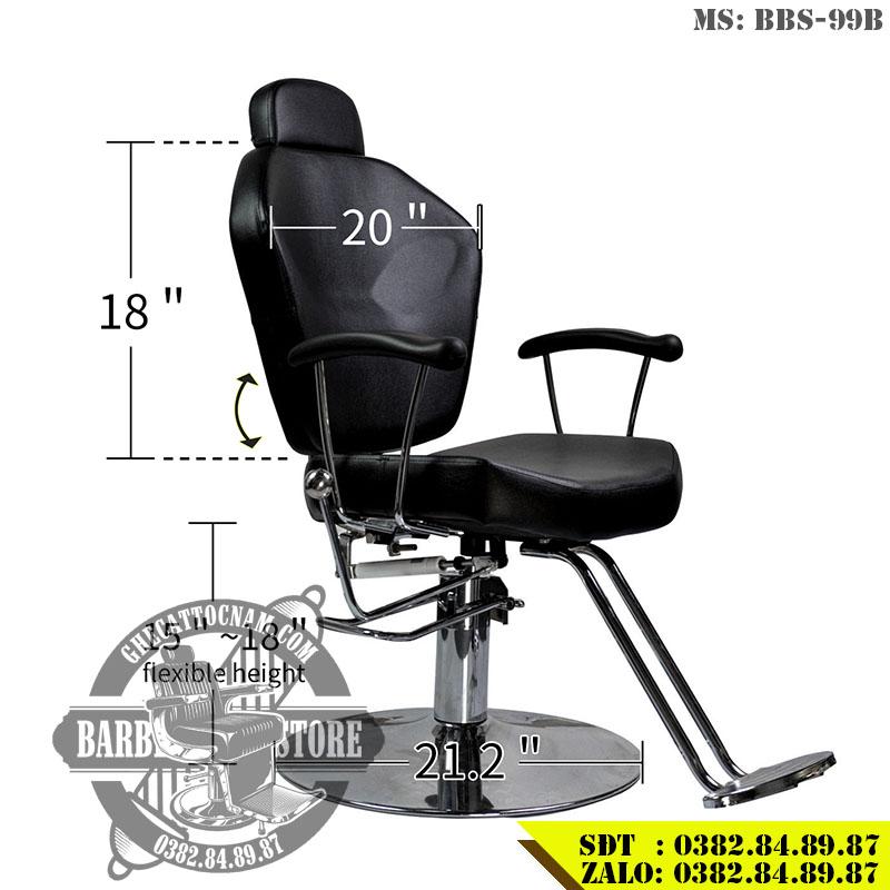 Chất lượng ghế cắt tóc BBS-99B