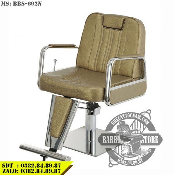 Ghế cắt tóc nam nữ BBS-692N