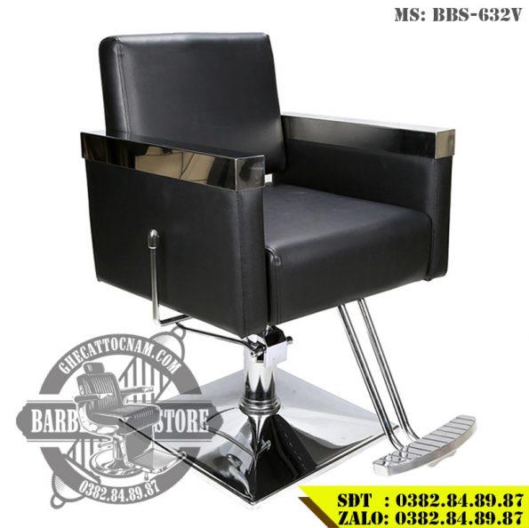Ghế cắt tóc nam nữ giá rẻ BBS-632V