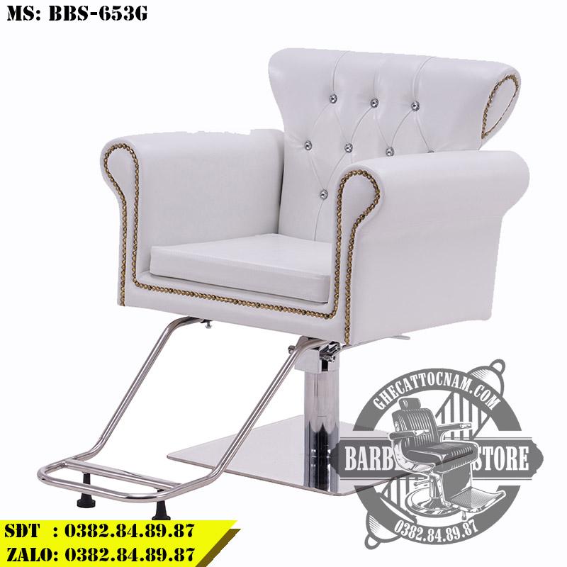 Thiết kế ghế cắt tóc BBS-653G