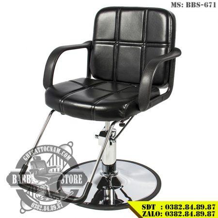 Ghế cắt tóc nữ giá rẻ BBS-671