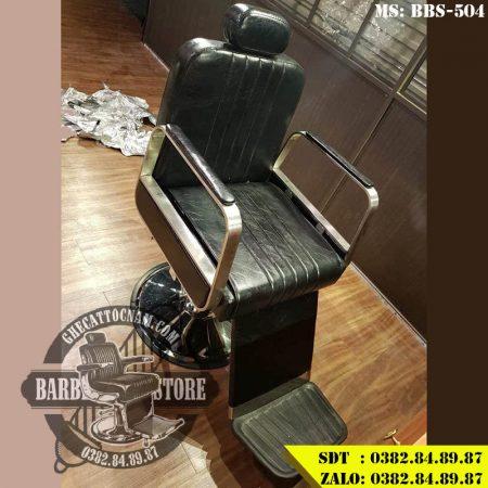 Ghế cắt tóc Barber giá rẻ BBS-504