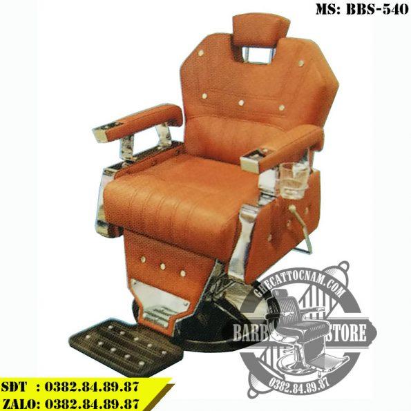 Ghế cắt tóc Barber tầm trung BBS-540