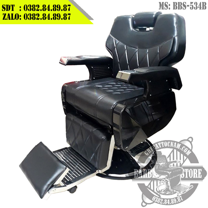 Ghế cắt tóc cao cấp BBS-534B