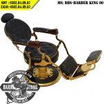 Ghế cao cấp BBS-Barber King 00 có đầy đủ chức năng