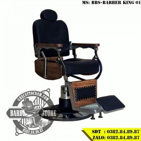 Ghế cắt tóc barber BBS-Barber King 01