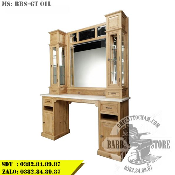 Bộ gương tủ Barber BBS-GT 01L cao cấp