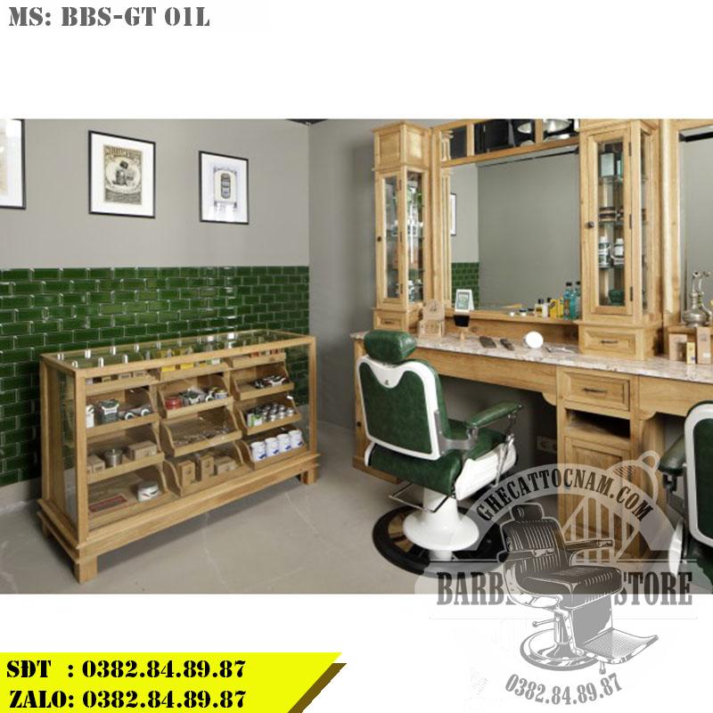 BBS-GT 01L tại tiệm tóc