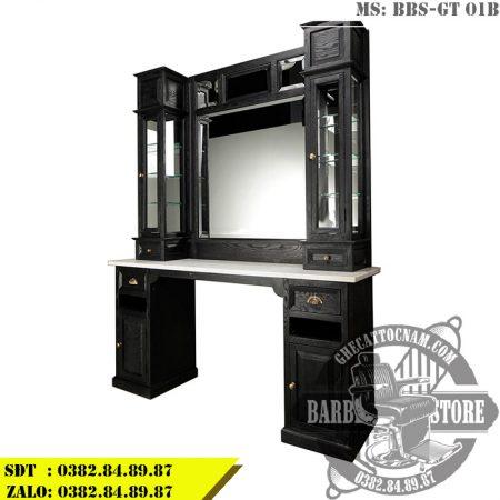 Gương tủ cắt tóc nam BBS-GT 01B cao cấp