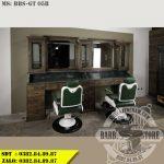 Bộ gương tủ Barber BBS-GT 05B