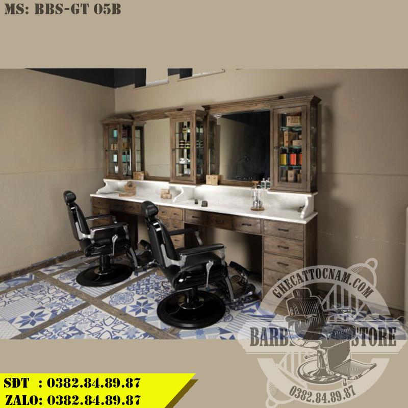 Gương tủ cắt tóc BBS-GT 05B