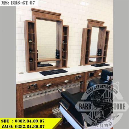 Gương cắt tóc nam cao cấp BBS-GT 07